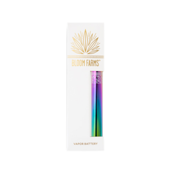 Rainbow CBD Vape Battery