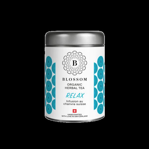 Organic Herbal Tea RELAX