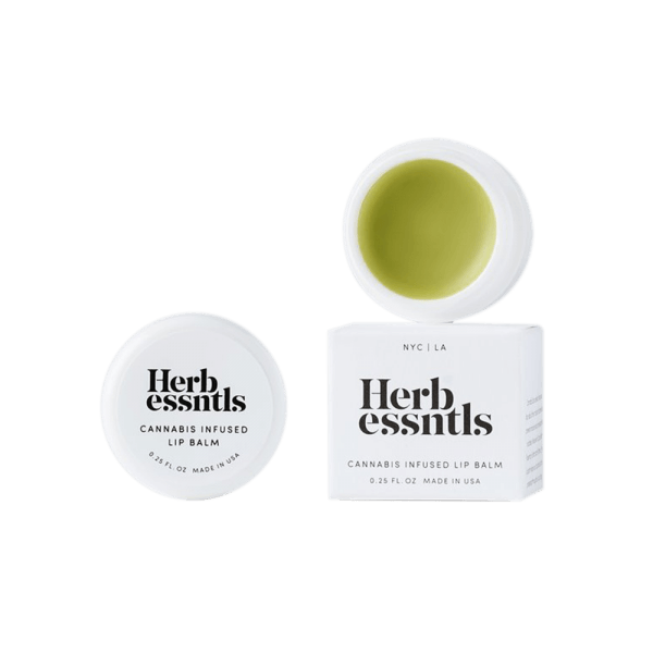 CANNABIS INFUSED LIP BALM